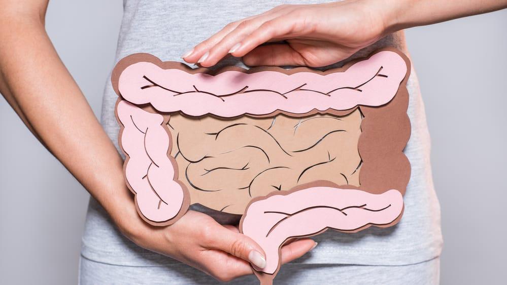 O diagnóstico é da síndrome do cólon irritável é baseado nos sintomas, na ausência de sinais relevantes no exame físico e, principalmente, na visualização direta do intestino através da colonoscopia.