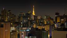 foto de prédios e de torre de São Paulo