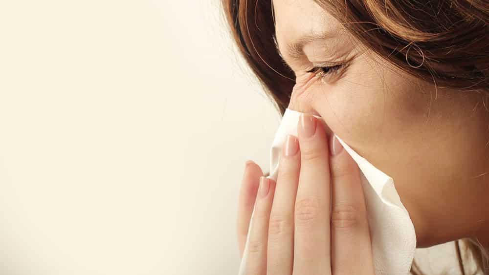 gripe espirro resfriado
