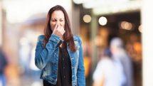 Odor corporal (bromidrose)