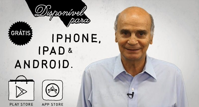 Conheça o app de primeiros socorros do Dr. Drauzio