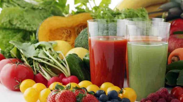 Limpe seu corpo de toxinas após exagerar na comida