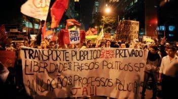 Cuidados durante manifestações
