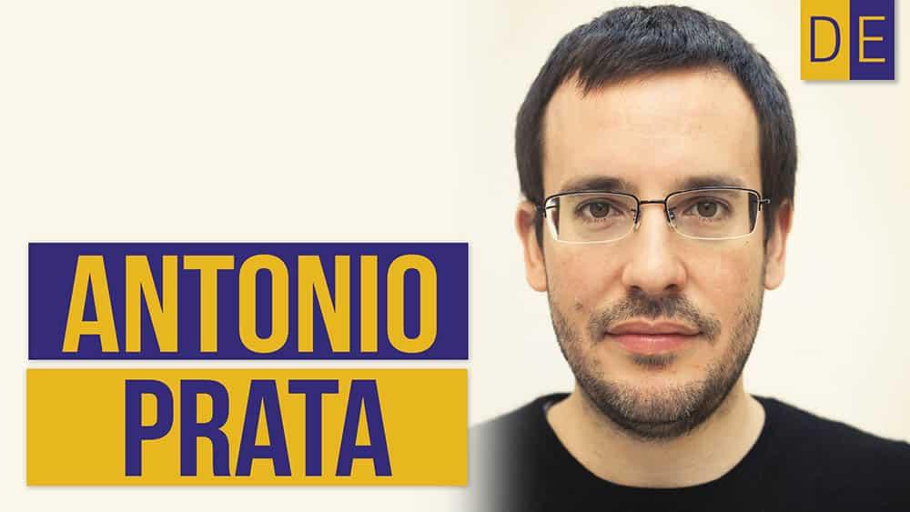 Antonio Prata é entrevistado por Drauzio Varella.