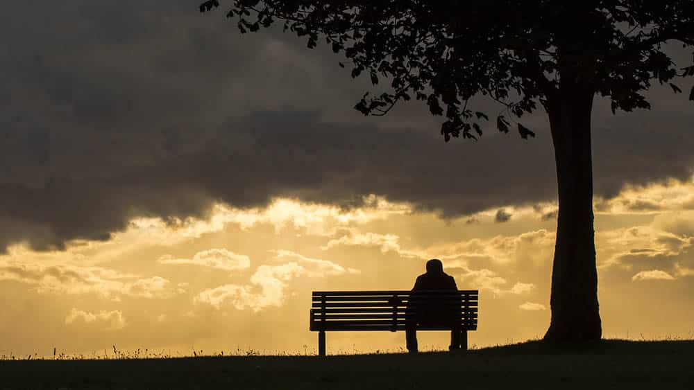 tristeza depressao luto