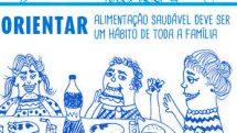 Prevenção do diabetes começa em casa | Infográfico