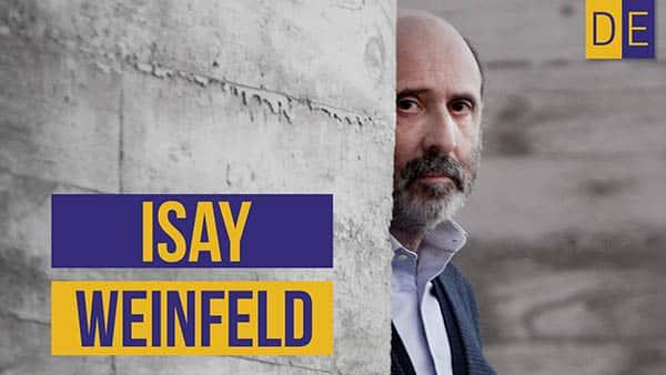 Drauzio Entrevista | Isay Weinfeld