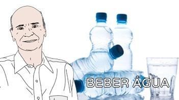 Quanta água devemos beber