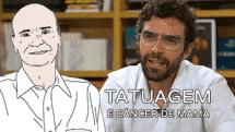 Tatuagem e câncer de mama | Miro Dantas