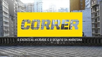 Livro Correr | Teaser 1