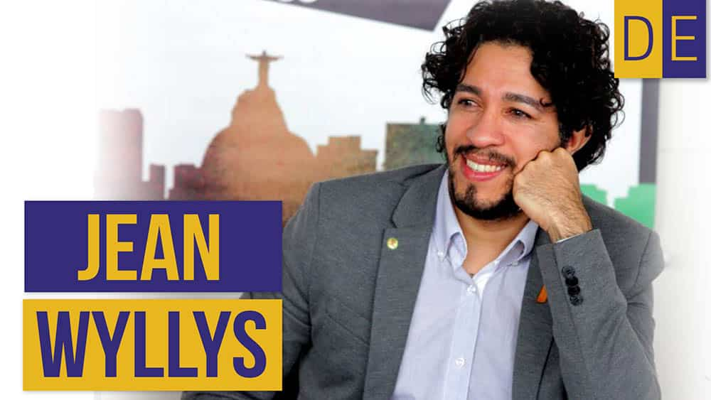 Thumbnail com o político Jean Wyllys, entrevistado no Drauzio Entrevista.