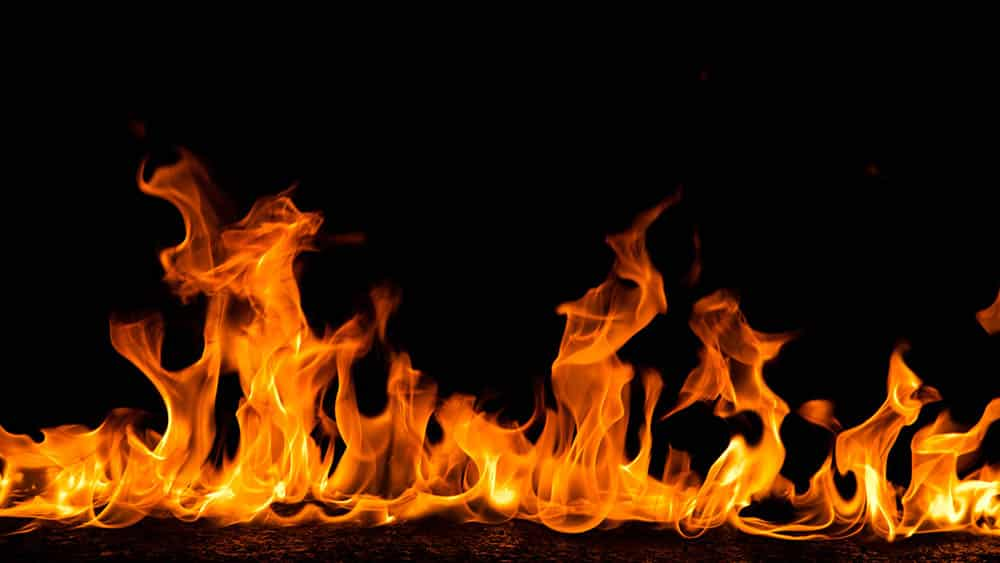 queimaduras fogo