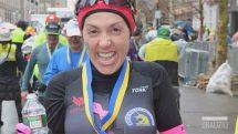 Maratonista manteve treinos durante a quimioterapia
