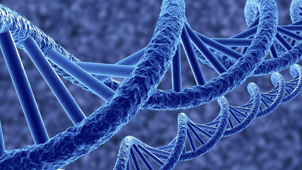 fita de DNA em 3d. Veja as descobertas curiosas em 2015