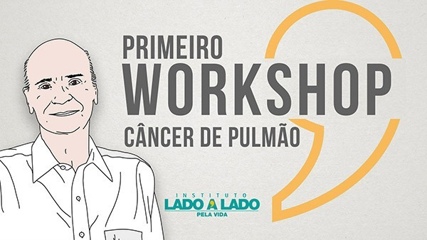 workshop câncer de pulmão