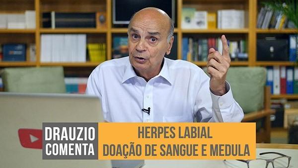 drauzio comenta herpes medula