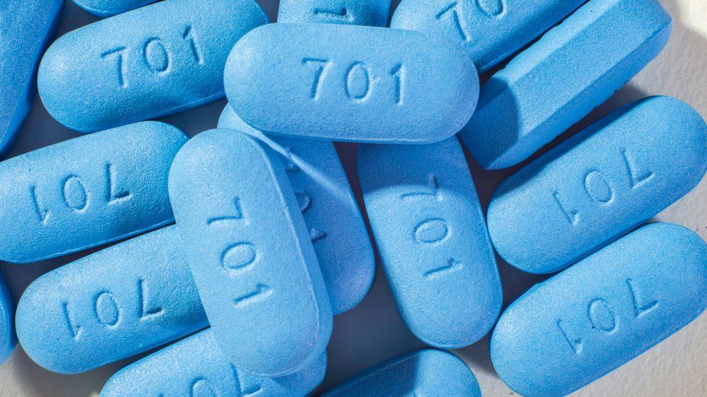 medicamento usado para evitar transmissão do HIV