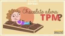 Comer chocolate alivia os sintomas da TPM?