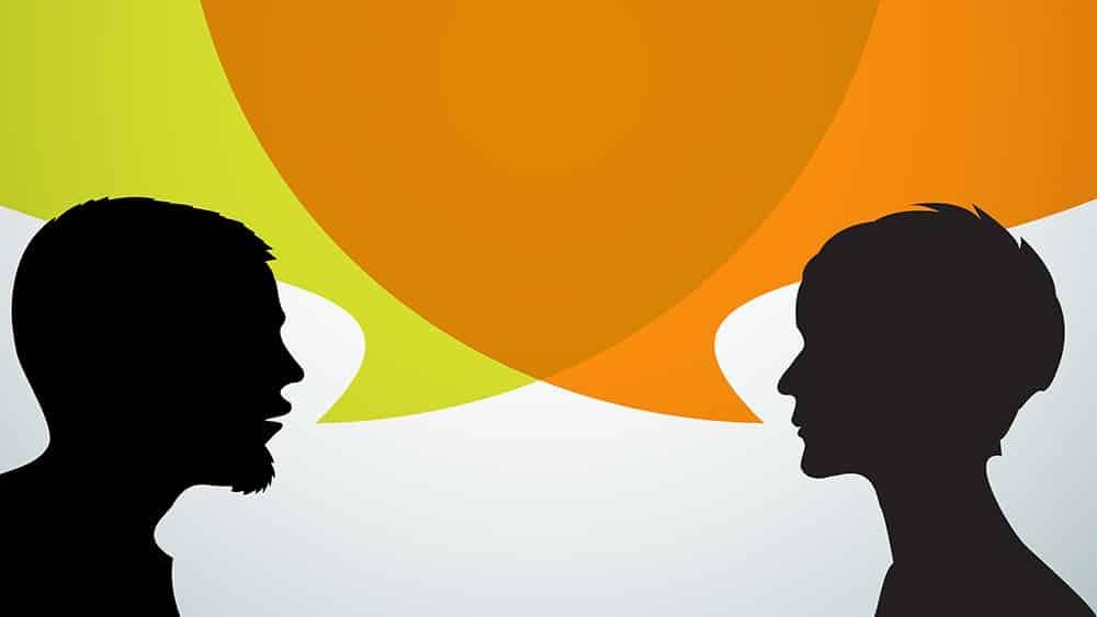 conversa dialogo