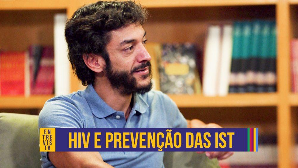 HIV e prevenção das IST   Ricardo Vasconcelos