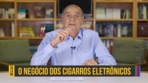 """Dr. Drauzio Varella e o texto """"o negócio dos cigarros eletrônicos""""."""