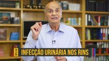 """Dr. Drauzio Varella e abaixo o texto """"infecção urinária nos rins""""."""