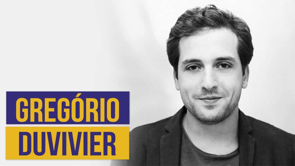 Gregório Duvivier é entrevistado por Drauzio Varella.